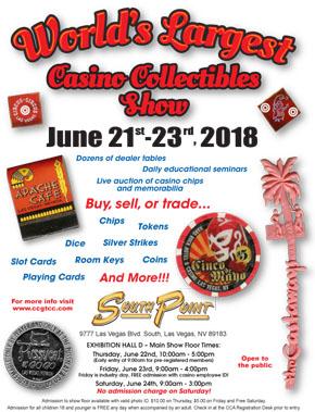 Casino chips gaming tokens coolectors club gambling locations usa